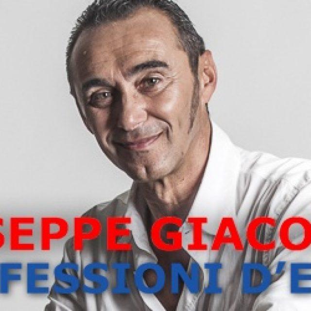 Giuseppe Giacobazzi: confessioni d'estate