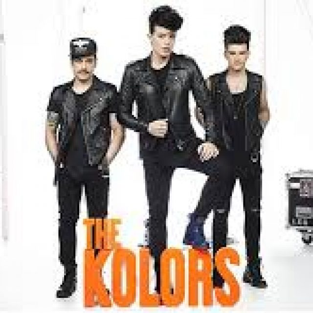 The Kolors in concerto a Cervia