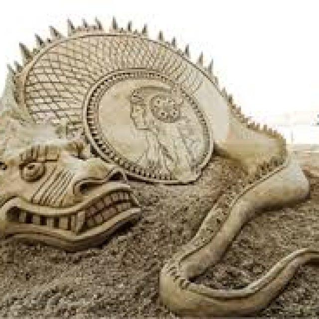 World Master di Sculture di Sabbia